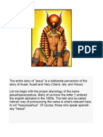 32804178 the Entire Story of Jesus Stolen From Kemet Egypt