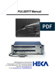 Pulse and Pulsefit Manual