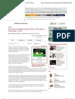 O TEMPO online - Sites são invadidos pelo 3º dia, e PF passa a investigar o caso