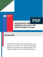 Antecedentes Matriz Energetic A Chilena 2011