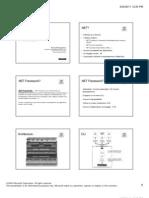 Framework .NET Overview