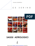 Saggi Astrologici