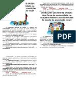 panfleto CGS