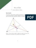 Reta de Euler