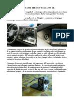 Fiat Panda 900 IE - Avviamento a Pulsante