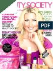 New Beauty Society Catalog