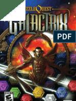 Galactrix Manual (English)