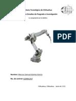 La computación en la robótica