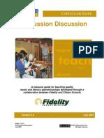 Percussion Discussion