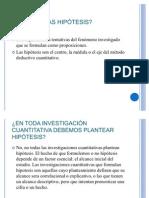 ion de La Hipotesis