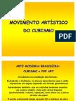 CUBISMO-Exposição