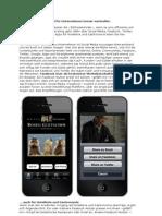 App heisst das Zauberwort für modernes und effizientes..