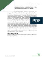 Vida Academic A, Marxismo e Intelectuais No Brasil
