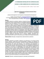 EFA na perspectiva do desenvolvimento sustentável _ Anais_ VI CBAgroecologia