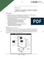 2005 Prova Biologia - Caderno 1 Fase 2
