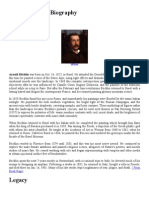 Arnold Böcklin Biography