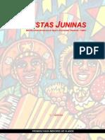 Festas Juninas - 242 Receitas Tipicas