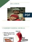 Chapter 1 Understanding Morals