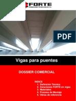 Manual Comercial - Vigas Para Puentes Vd