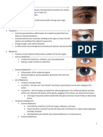 Ophthalm Study Guide
