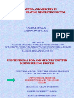 Factors Affecting Formation and Emissions of Dioxins and Mercury in Power and Industrial Boilers