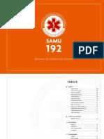 Manual Identidade Visual Samu