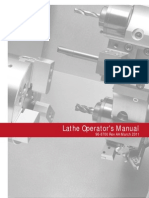 96-8700-Haas Lathe Operators Manual