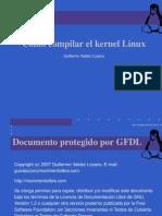 Como Compilar El Kernel Linux Presentacion