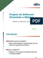 Aula 10 - Projeto de Software