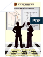 Manual Tecnico de Aterramento e Curto Circuitamento Temporário