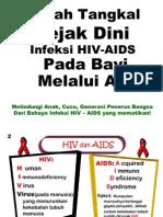 Cekal Dini Hiv Aids