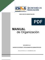 Unidad de Sistemas y Procedimientos Administrativos