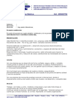 Curriculum Para Empresa Minera