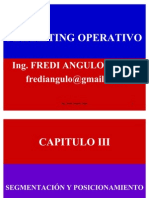 Marketing Operativo -2011 Cap III