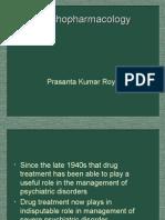 Psycho Pharmacology