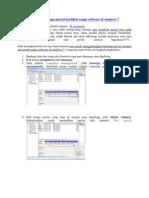 Cara Partisi Harddisk Secara Aman Tanpa Software Di Windows 7