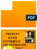 Count Ur Chicken Before They Hatch - Book PPT