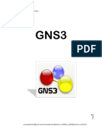 Simulating a Network Lab in GNS3 | Network Packet | Internet