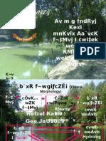 1 Hydrology