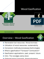 Wood Gasification (Final)