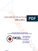 Los Cables de Alta Seguridad (as) y (as+)