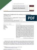 Burnett Et Al Cognitive Development 2010
