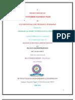 GOGU.MAHESHWARNATH   MBA PROJECT