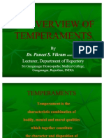 Temperaments