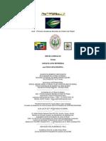 Academia de Letras do Brasil-Seção Minas Gerais-Instalação e POSSES  em Belo Horizonte, -Ebook -Scribd-42 páginas