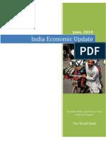 India Economic Update June 23 2010