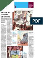 Folha - 20110625 - Raciocínio evoluiu por causa de discussões