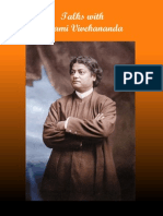 Talks With Swami Vivekananda - By Advaita Ashrama