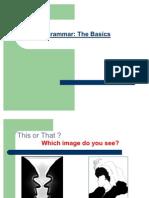 Grammar - The Basics[1]