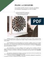 Clavecin Oculaire + Historique - Daniel Paquette